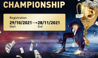 WikiFX to hold EA World Cup Trading Championship!