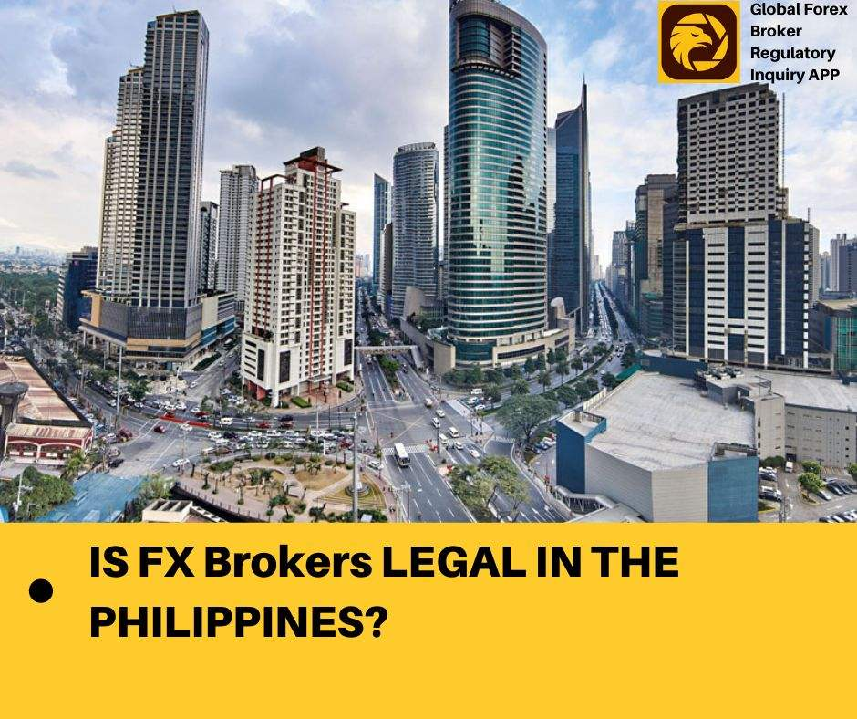 IS FX Brokers LEGAL IN THE PHILIPPINES?
